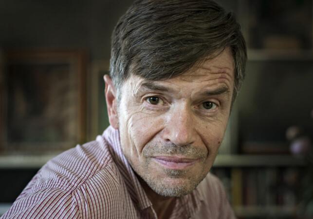 - GALSKAP: Sosiolog Kjetil Rolness ser på Jordan Peterson som en motreaksjon til den amerikanske venstresiden. Foto: NTB Scanpix.