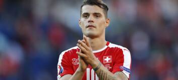 Arsenals nye sveitsiske stjerne: -Minner om Bastian Schweinsteiger