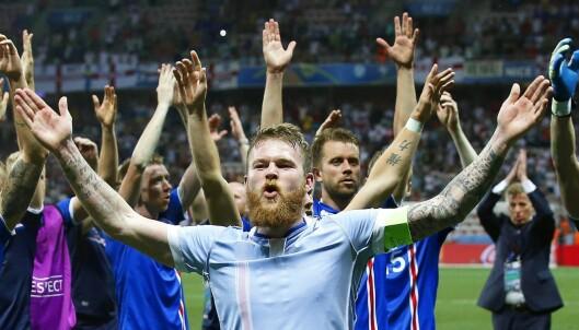 Dette er laget Trøndelag (449 000 innb.) ville stilt mot Island (331 000.): - Vi hadde gitt dem god kamp, tror Helland