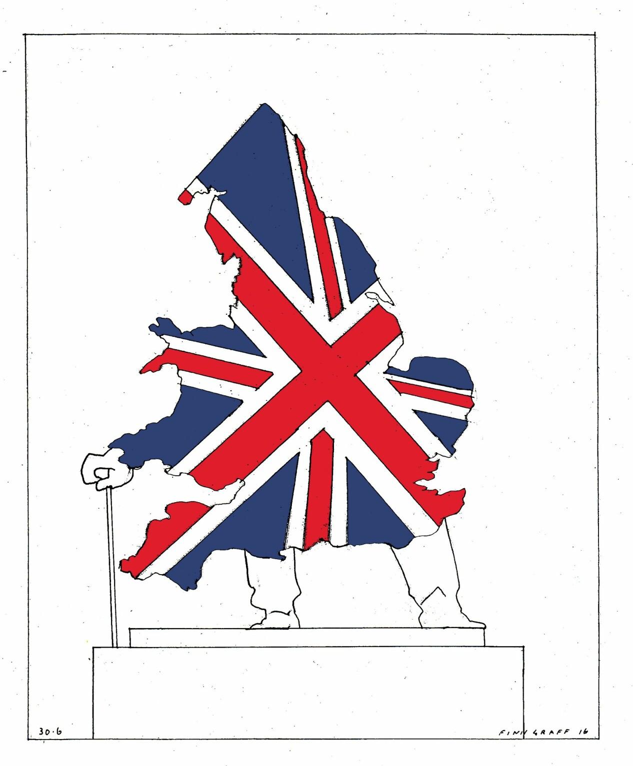 Britiske EU-motstandere står der uten plan og uten marked
