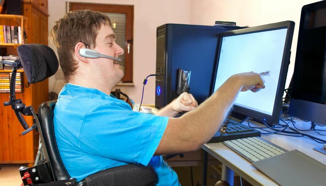 """<strong>UTENFOR:</strong> Utviklingshemning utløser nærmest automatisk uføretrygd ved fylte 18 år, og mennesker med utviklingshemning kommer dårlig ut i statistikk som gjelder arbeid og sysselsetting, skriver Mimmi Kvisvik. &nbsp;<span style=""""line-height: 1.6em; background-color: initial;"""">Foto: Shutterstock / NTB Scanpix&nbsp;</span>"""