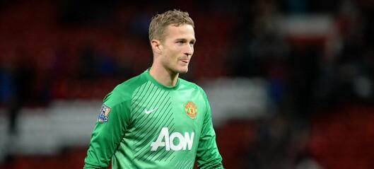 Premier League-kontrakten til Lindegaard annulleres. - Hvis han vil til AaFK, må det være som dørvakt