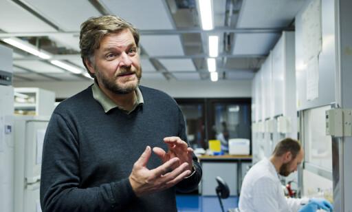 Fryktet verre: Steinar Madsen i Statens legemiddelverk hadde fryktet verre konsekvenser av legemiddelbyttet. Foto: Berit Roald / Scanpix