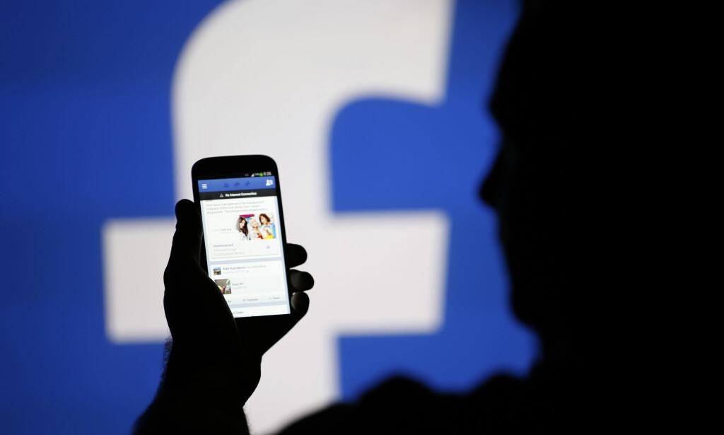 EGNE BILDER: Mange er tidvis bekymret for at Facebook skal ta over alt innholdet man har lagt ut på siden deres, men Forbrukerrådet mener det er liten grunn til bekymring. illustrasjonsfoto: NTB Scanpix