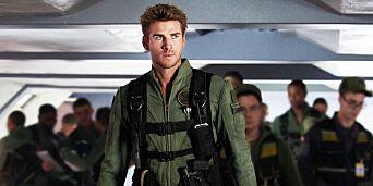 image: Liam Hemsworth (26) utelukker ikke at stjernekrigen i «Independence Day» kan bli virkelighet