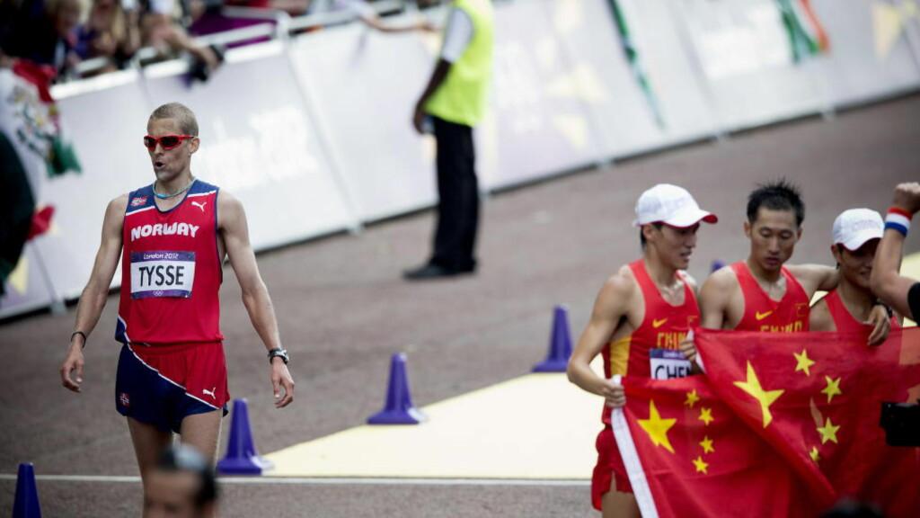 NY TABBE AV NORSK IDRETT :  Erik Tysse er tatt ut til Rio-OL. Stort dårlige bidrag kunne ikke norsk idrett ha gitt til den internasjonale kampen mot doping som nå raser heftigere enn noen gang. FOTO: Bjørn Langsem / Dagbladet.