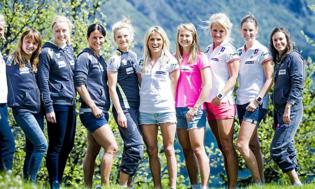 image: 16 av 16 av sjefene deres er menn. Likevel stemte Norge NEI til å få kvinner i FIS-styret