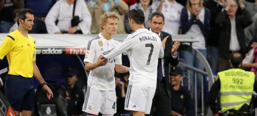 Ødegaard-forfatter legger seg flat etter Ronaldo-avsløring