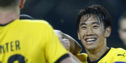 image: Kagawa om United-tiden: - Jeg burde kjempet mer