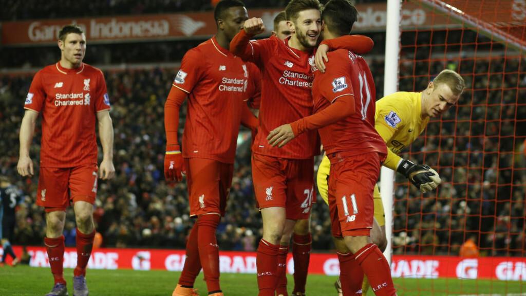 FLEST SPILLERE: Premier League har flest spillere i fotball-EM. Og Liverpool er den klubben - sammen med Juventus - som er best representert. Foto:Simon Bellis/Sportimage/Cal Sport Media.