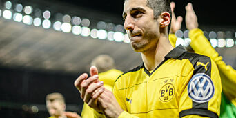 image: London-klubber i drakamp om Borussia Dortmund-stjerne