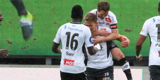 image: Tre magiske minutter reddet et poeng for Sogndal