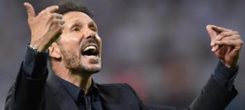 Diego Simeone vurderer Atlético-framtida: - Ingen husker taperne