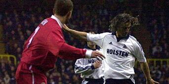 image: Tidligere Newcastle- og Tottenham-spiller rammet av hjerteinfarkt