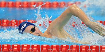 image: Christiansen klar for ny EM-finale i svømming