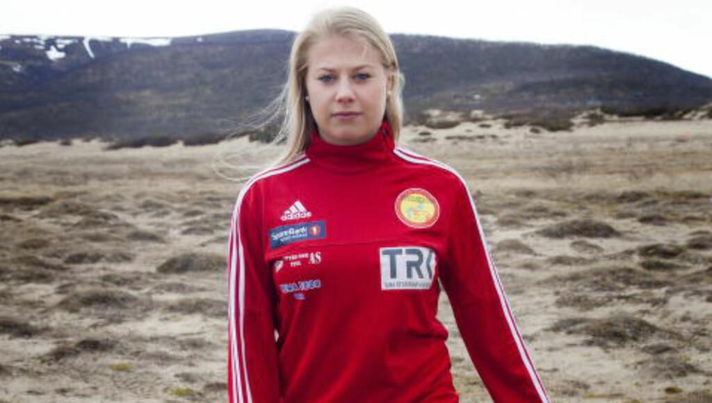FORTVILER: Signe Marie Fidje Store er oppgitt over oppfølgingen hun har fått av Norges Bryteforbund. Foto: Tormod Brenna / Dagbladet