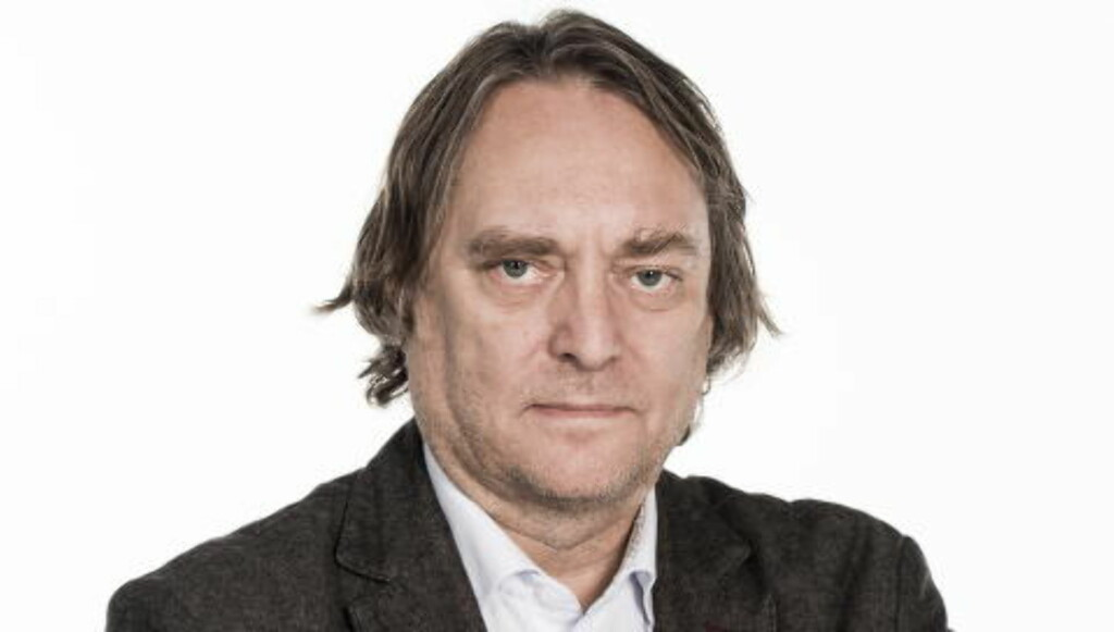 - HERSKE-REGIME Dagbladet-journalist, Morten Strand, mener Rodtsjenkov ikke er til å stole på, da han er en del av et herske-regime. Foto: Lars Eivind Bones / Dagbladet