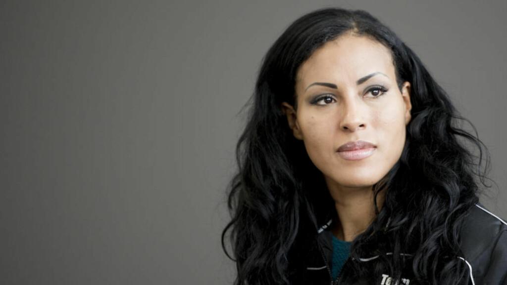 HEDRET: Cecilia Brækhus er kåret til årets kvinnelige bokser i verden. Foto: Jon Olav Nesvold / NTB scanpix