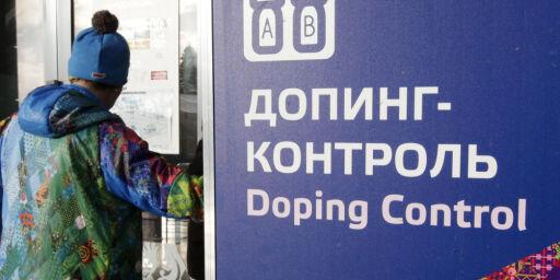 image: Slik skal russerne ha jukset i OL: Babyflasker med urin gjennom skjult hull i veggen
