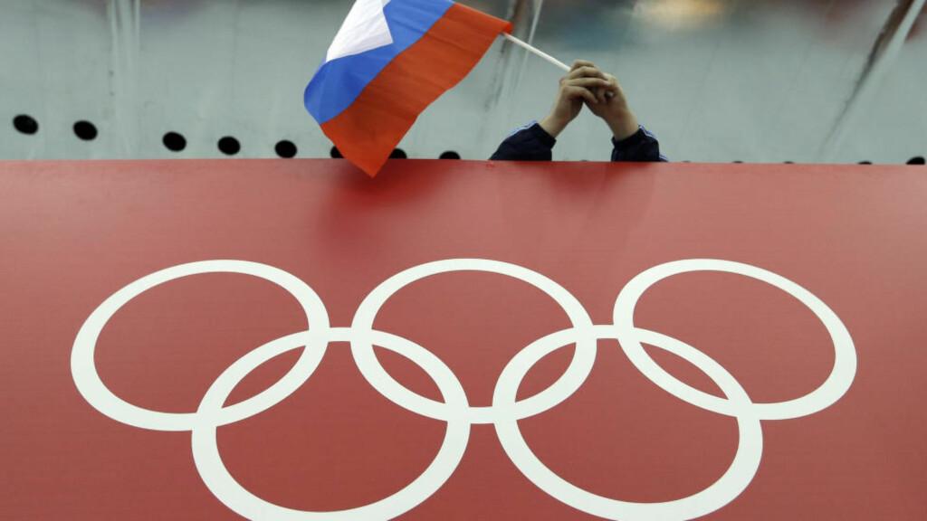 SKAL HA DREVET SYSTEMATISK DOPING: Den tidligere russiske labsjefen innrømmer at prøver skal ha blitt tuklet med under OL i Sotsji. Foto: AP Photo/David J. Phillip