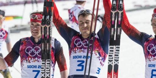 image: Sjokkpåstander: - Fire russiske gullvinnere var dopet i Sotsji-OL