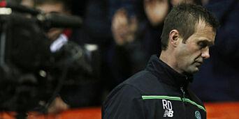 image: Opp med hodet, Ronny - det er bedre fotball i Norge enn i Skottland