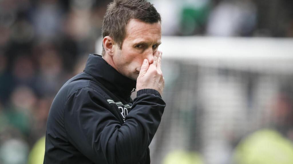 SLUTTER: Ronny Deila gir seg i skotske Celtic etter sesongen. Foto: NTB Scanpix