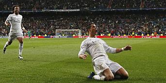 image: Nå må du passe deg, Messi - Ronaldo har bestemt seg for at han vil ha igjen Gullballen