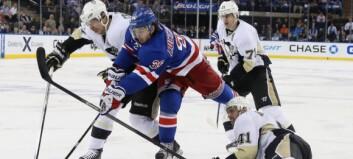 Zucca og Rangers møter Penguins i sluttspillet - igjen