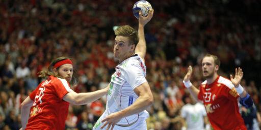 image: Håndballgutta nær seier i drama mot Danmark