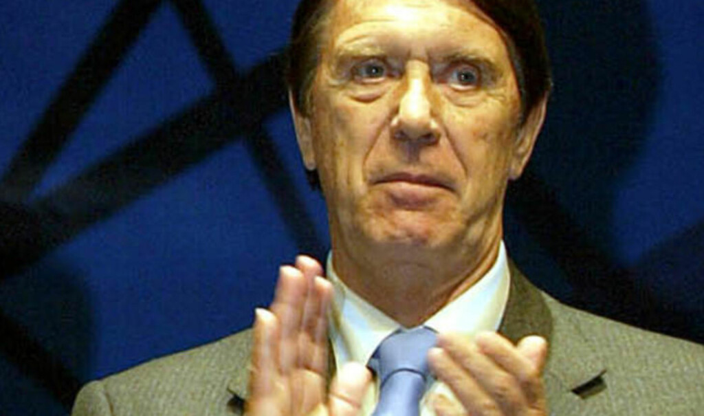 DØD: Cesare Maldini under en Champions League-seremoni i 2005. Foto: AP Photo/Martin Meissner/NTB Scanpix