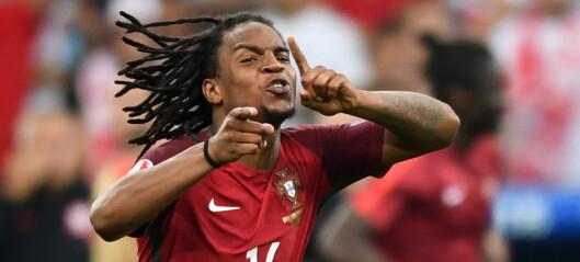 Renato Sanches er Portugals nye juvel