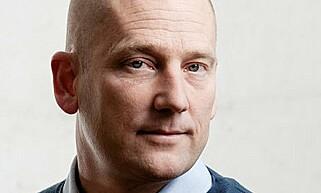 LEDER I UTDANNINGSFORBUNDET: Steffen Handal.