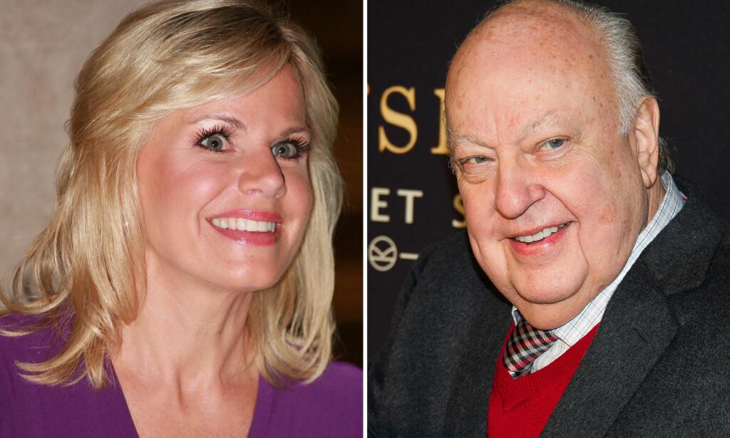 GÅR TIL SAK: Mangeårig Fox News-reporter Gretchen Carlson fikk ikke fornyet kontrakten med kanalen da den utgikk nå i juni. Hun hevder at Fox News-direktør Roger Ailes saboterer karrieren hennes fordi hun avviste hans seksuelle tilnærmelser, og går nå til sak mot gamlesjefen. Foto: SCANPIX