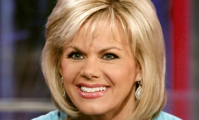 KJENT FJES: Gretchen Carlson har vært en kjent profil hos Fox News siden 2005, men fikk ikke fornyet kontrakten sin med selskapet i juni i år. Hun har nå gått til søksmål mot selskapets direktør, der hun hevder at han bevisst har sabotert karrieren hennes fordi hun har avvist hans seksuelle tilnærmelser. Foto: NTB Scanpix