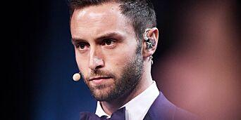 image: Måns Zelmerlöw skal lede den britiske Eurovision-finalen. Måtte stryke kongehus-vitser