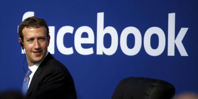 image: Facebook til krig mot falske nyheter