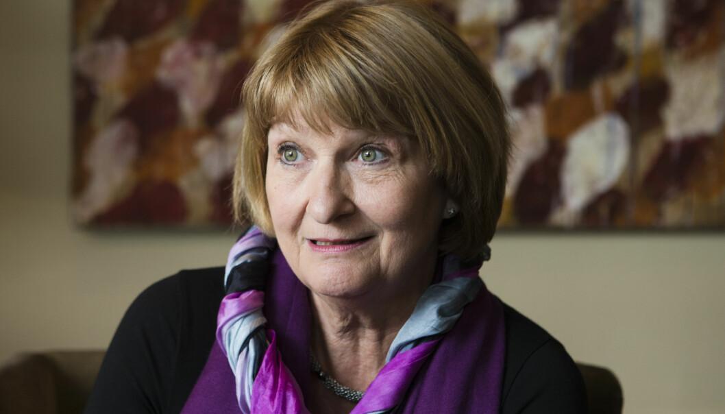 MIGRASJON: UNE-direktør Ingunn-Sofie Aursnes skrev om rettferdighet i en kronikk 30. juni. Foto: Berit Roald / NTB Scanpix