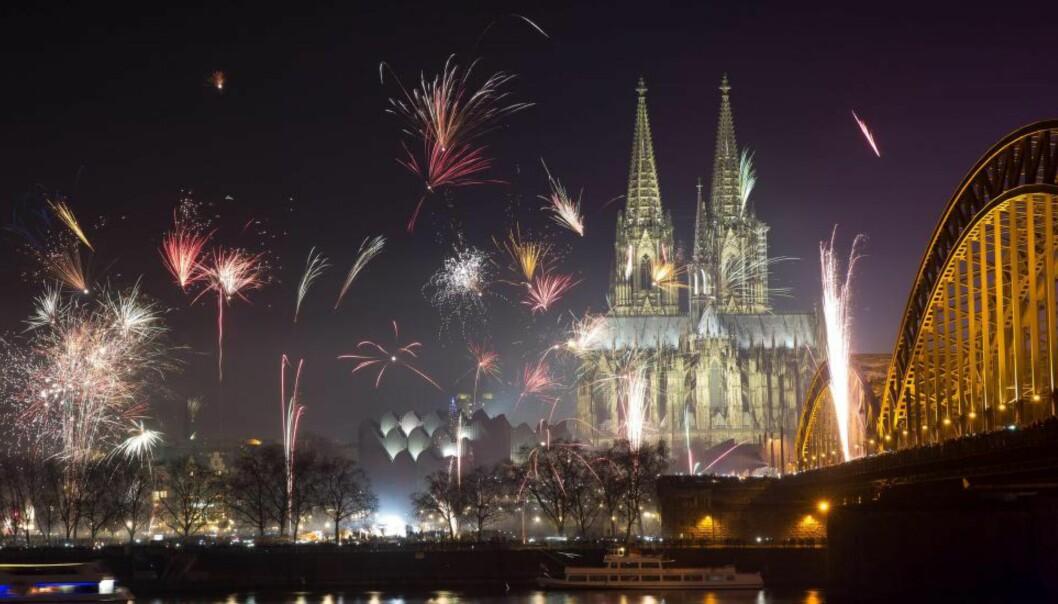 Lekket rapport: 1200 kvinner ble utsatt for overgrep i Tyskland på nyttårsaften