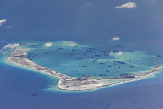 image: Trump og co. krever kinesisk demilitarisering i Sør-Kinahavet. Kina er «sterkt misfornøyd»