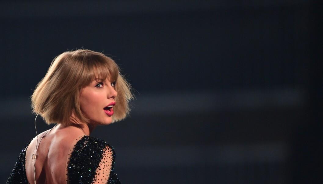 <strong>SKREV SUPERHIT FØR BRUDDET:</strong> Taylor Swift skal ha blitt veldig skuffet når hennes ekskjæreste ikke ville jobbe med henne og heller valgte Rihanna til sangen «This Is What You Came For», som Swift selv skal ha skrevet. Foto: &nbsp;AFP / ROBYN BECK