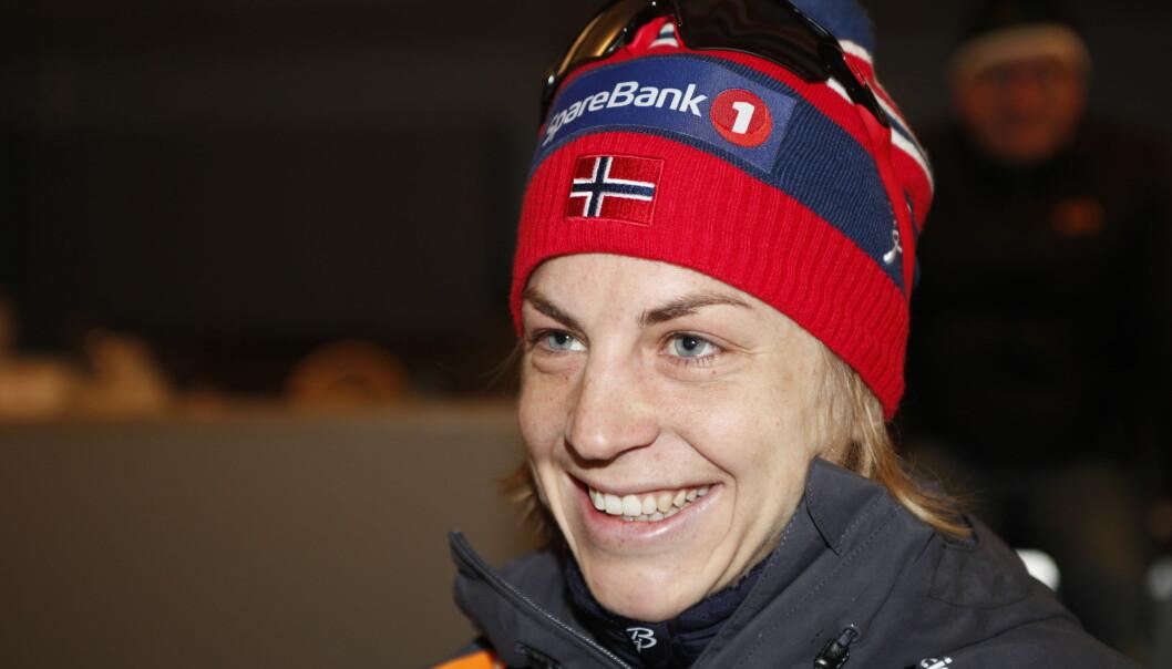 <strong>SETTER STUIDENE PÅ VENT:</strong> Astrid Uhrenholdt Jacobsen gjør endringer i treningsopplegget, og setter medisinstudiene på vent. Foto: Tormod Brenna / Dagbladet