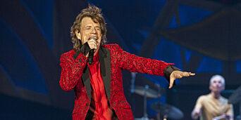 image: Mick Jagger (73) har blitt åttebarnsfar