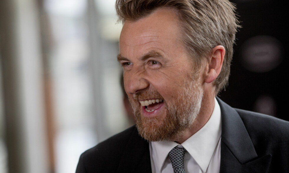 KAN SMILE: Resultatet til Fredrik Skavlan AS, morselskapet til to andre selskaper, viser at Skavlan satt igjen med over 16 millioner kroner etter skatt. Foto: Sveinung U. Ystad, Dagbladet