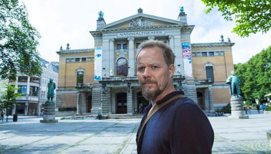 <strong>VIL PUSSE OPP:</strong> Leder for oppussingsprosjektet, Thomas Gunnerud. Foto: Arne V. Hoem / Dagbladet