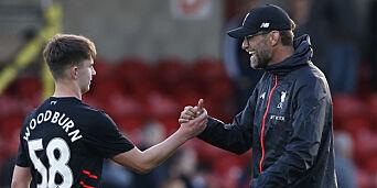 image: Liverpool-unggutt fortsetter å imponere. Scoret på nytt i seier