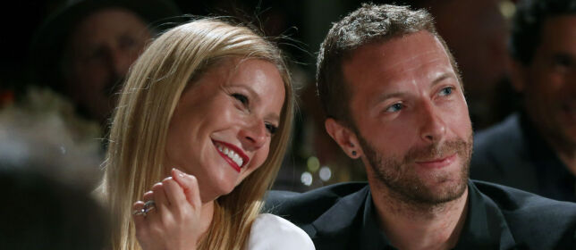 image: Nå er Gwyneth Paltrow og Chris Martin skilt