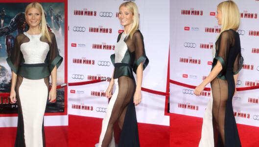 Hollywood-stjerna droppet undertøyet