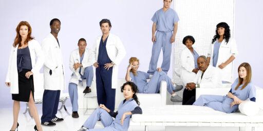 image: Vil lage norsk «Grey's Anatomy»