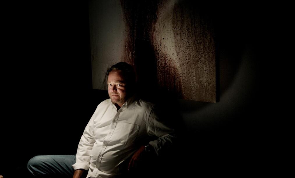 <strong>OVER 20 ÅR I FELT:</strong> Utenriksreporter i TV 2 og «God sommer Norge»-programleder, Fredrik Græsvik (49), har opplevd mer enn de fleste, men har også ofret mye på hjemmebane.  Foto: Siv Johanne Seglem / Dagbladet<div><br></div>
